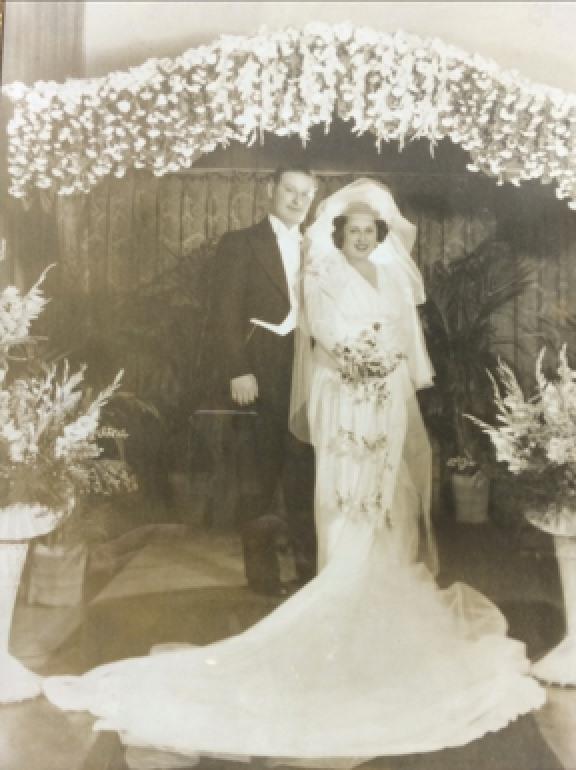Jack and Bessie Swartz